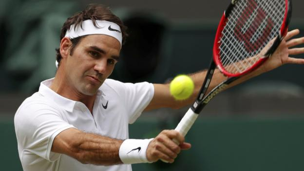 Wimbledon 2016: Roger Federer imperious against Steve Johnson