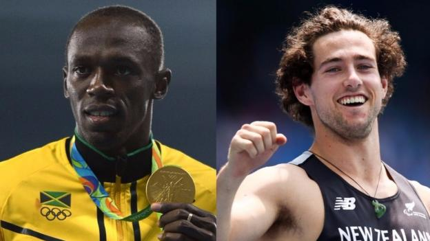 Usain Bolt: Para-athlete Liam Malone vows to run faster than Olympic legend