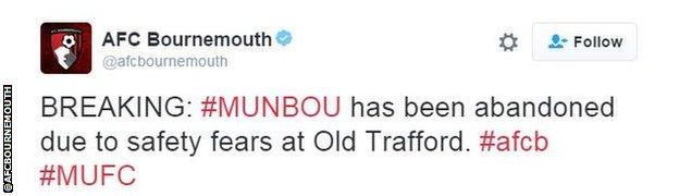 Bournemouth Twitter