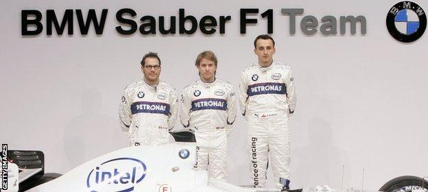 Sauber 2006