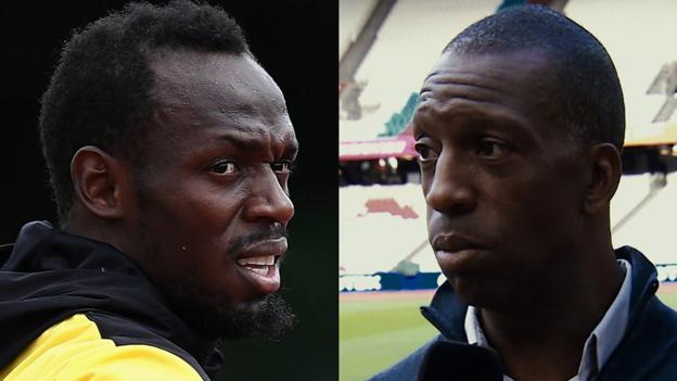 World Athletics Championships 2017: Usain Bolt 'more vulnerable than ever' - Michael Johnson