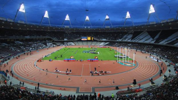 Doping & corruption report a 'dark day' for athletics - BBC Sport