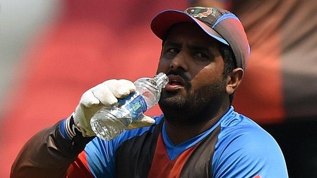 Mohammad Shahzad Afghanistan Wicketkeeper Tests Positive