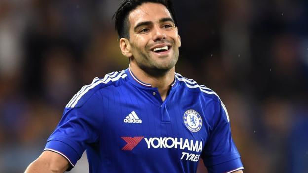 Radamel Falcao: Chelsea striker fails in Atletico Madrid return bid ...