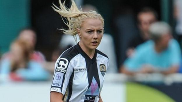 Alex Greenwood: Liverpool Ladies sign Notts County defender ...