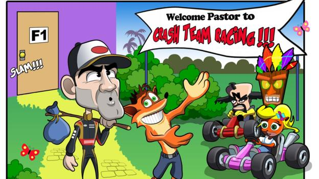 Pastor Maldonado: Why F1 will miss 'Crashtor' - BBC Sport