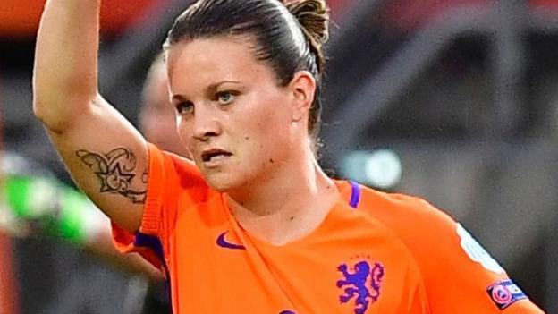Women's Euro 2017: Netherlands 1-0 Denmark