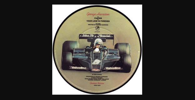 Faster - George Harrison