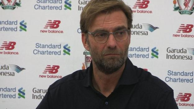 Jurgen Klopp says Liverpool not interested in Alexandre Pato - BBC ...
