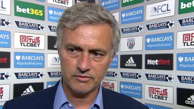 West Brom 2-3 Chelsea: Jose Mourinho praises Pedro's debut ...