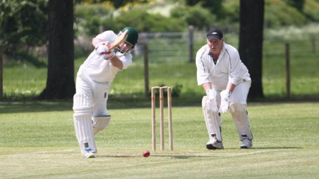 Village side Dorchester-on-Thames score 40 off final over to earn improbable win