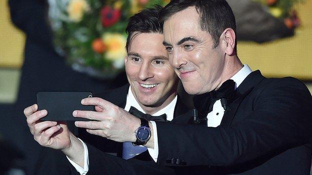 Ballon d'Or 2015: Did Cristiano Ronaldo vote for Lionel Messi ...