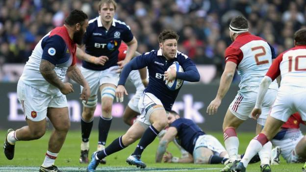 Six nations 2017 scotland v wales saturday bbc sport - English rugby union league tables ...