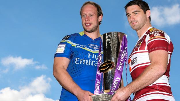 Grand Final: Warrington and Wigan set for Super League's 2016 final