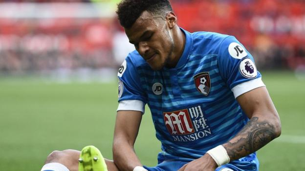 Tyrone Mings Bournemouth Defender To Serve Five Match Ban