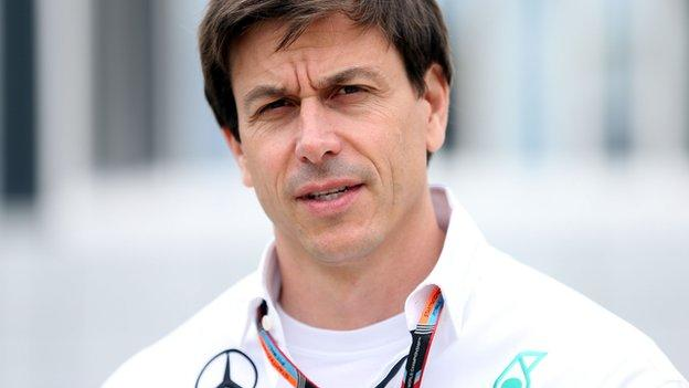 Mercedes: Toto Wolff demands focus from championship leaders ...