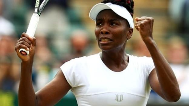Wimbledon 2016: Venus & Serena Williams through to semi-finals