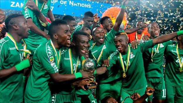 Zambia FA boss keen to build on U-20 breakthrough