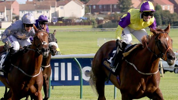 Ayr Gold Cup meeting abandoned because of waterlogging