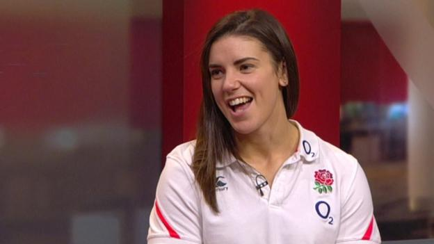 Sarah Hunter: World Rugby Player of 2016 award 'doesn't feel right' in team sport