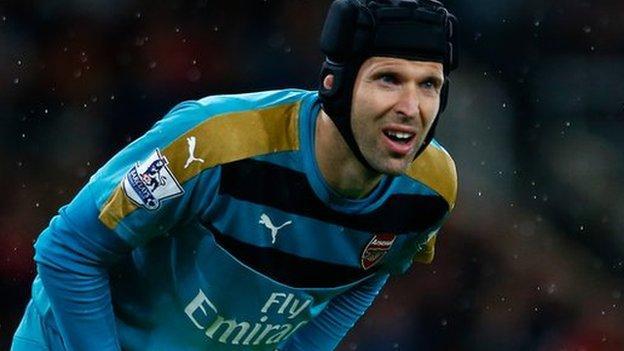 Redemption time for 'brilliant' Cech