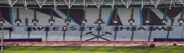 West Ham's new stadium