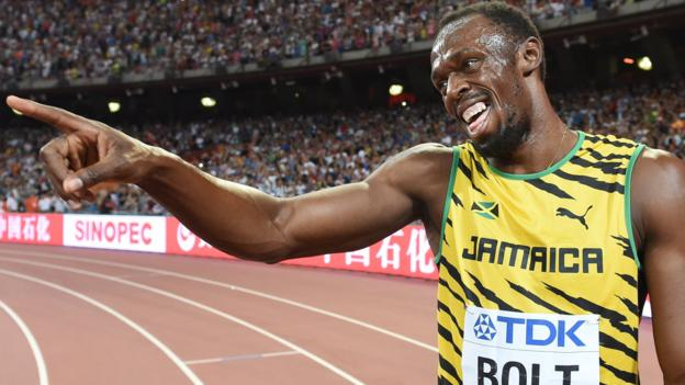 Usain Bolt secures 11th World Championships gold with relay win ...