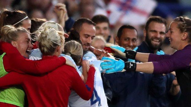 England begin World Cup qualifying campaign with 6-0 win