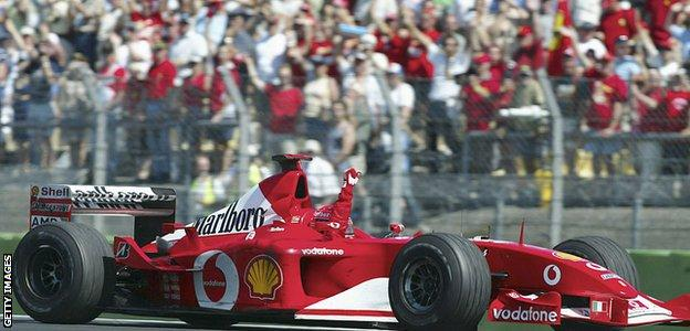 Michael Schumacher 1992 German Grand Prix