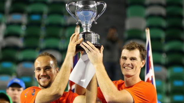 Australian Open 2016: Jamie Murray and Bruno Soares win men's ...