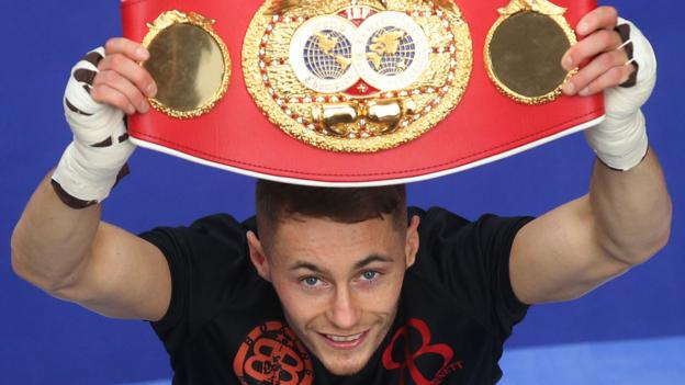 Ryan Burnett: Belfast bantamweight bullish for Zhanat Zhakiyanov fight