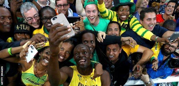Usain Bolt, Rio 2016