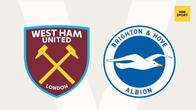 West Ham v Brighton