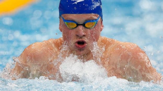 Adam Peaty european championships