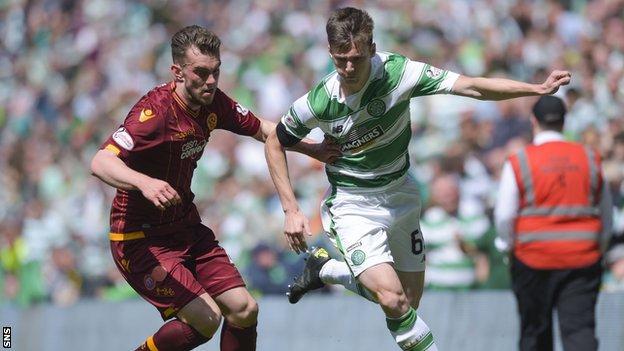 Celtic v Motherwell - BBC Sport