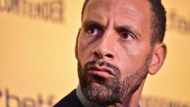 Rio Ferdinand: Ex-Manchester United defender relishing boxing focus