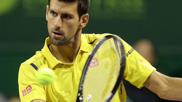 Novak Djokovic beats Rafael Nadal to win Qatar Open title - BBC Sport