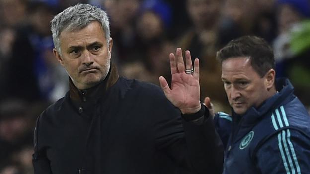 Jose Mourinho: Chelsea sack boss after Premier League slump ...