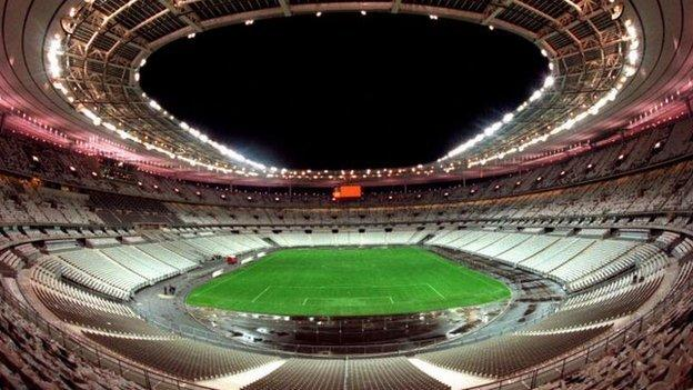 Euro 2016 venue by venue: France's 10 stadiums for finals ...
