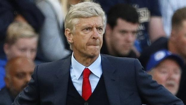 Arsene Wenger: Under-fire Arsenal manager not reluctant to spend - BBC Sport