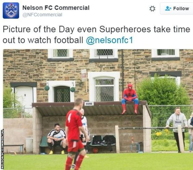 Nelson FC Commercial