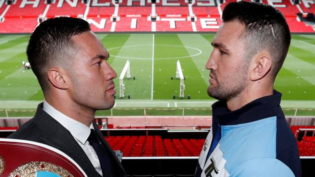 Joseph Parker v Hughie Fury: A fight for a place among the big-name heavyweights