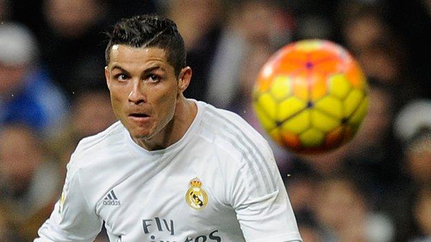 I am staying at Real Madrid - Ronaldo