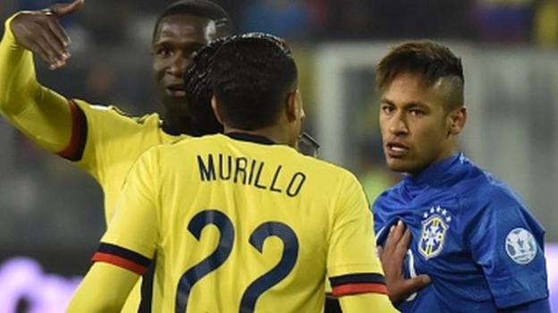 Lionel Messi 'sorry' banned Neymar misses Copa America - BBC Sport