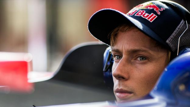 Brendon Hartley: Toro Rosso driver will keep his seat for Mexican Grand Prix