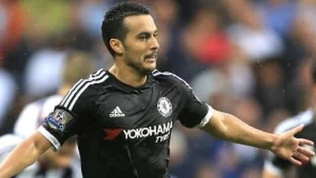 West Bromwich Albion 2-3 Chelsea - BBC Sport