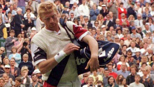 'You only have one body' - Becker tells Murray it's time to rest
