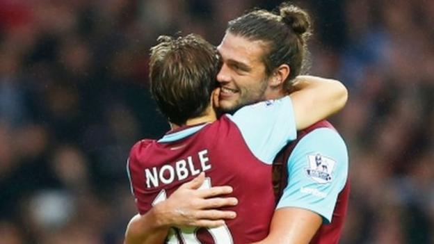 West Ham United 2-1 Chelsea - BBC Sport