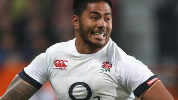 Manu Tuilagi: England centre denies assaulting police officers ...
