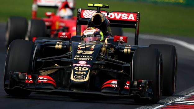 Renault complete Lotus takeover for 2016 F1 season - BBC Sport